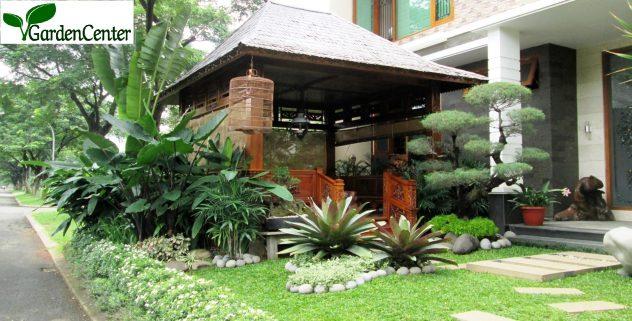 Saung Gazebo - Tukang taman surabaya