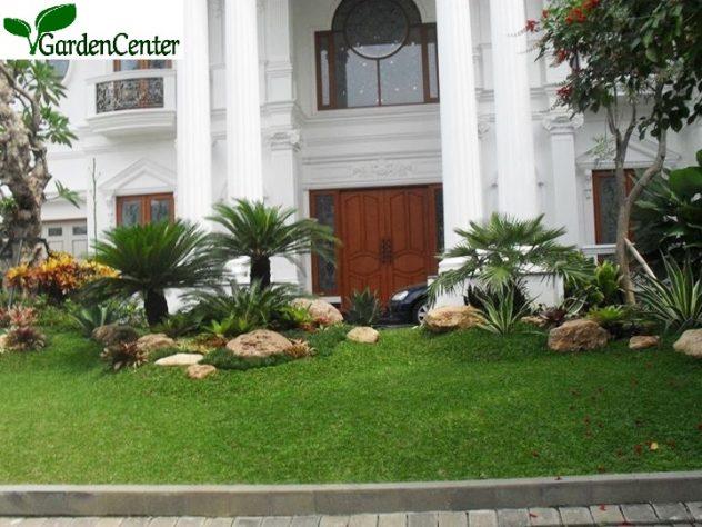 Taman Klasik - jasa tukang taman - Garden Center