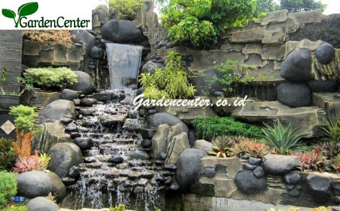 Taman relief tebing