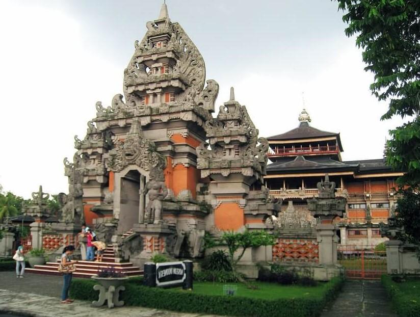 Rumah Adat Bali Lengkap Dengan Gambar Dan Penjelasan